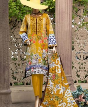 GULL AAHMED LAWN COLLECTION 03 KARACHI SUITS