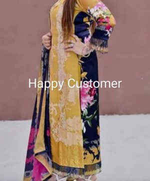DEEPSY MUSLIN 88004 PAKISTANI SUITS WHOLESALER