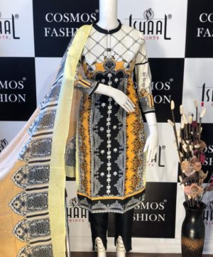 ISHAAL PRINTS KARACHI SUITS IN MANUFACTURING PRICE