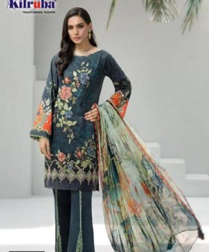 KILRUBA IRIS LAWN COLLECTION K 29