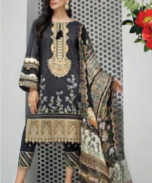 KILRUBA IRIS LAWN COLLECTION K 30 PAKISTANI SUITS