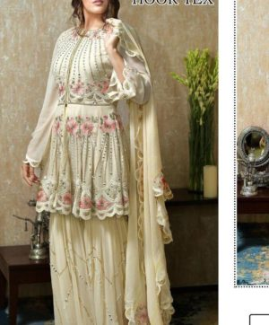 HOOR TEX NAFIZA GOLD VOL 15 16011 B SINGLE PIECE
