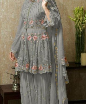 HOOR TEX NAFIZA GOLD VOL 15 16011 D SINGLE PIECE