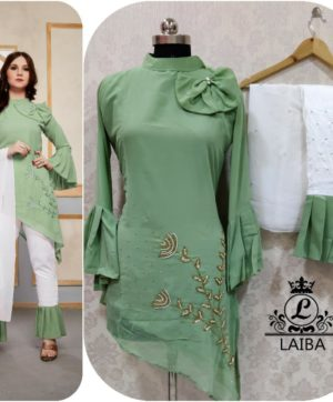 LAIBA AM VOL 30 DESIGNER WORK TUNICS PISTALAIBA AM VOL 30 DESIGNER WORK TUNICS PISTA