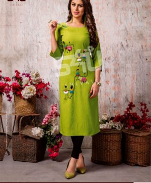 S4U COTTON CANDY VOL 4 CC 403 KURTI WHOLESALER