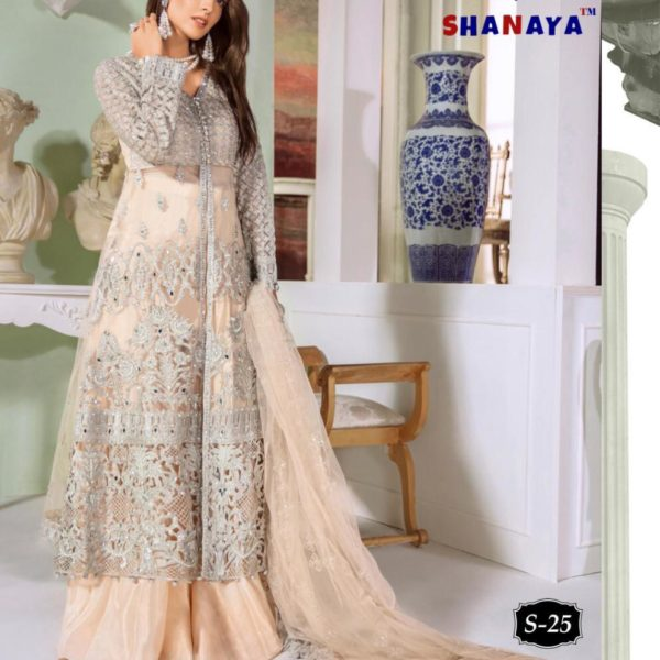 SHANAYA FASHION S 25 PAKISTANI SUITS WHOLESALER