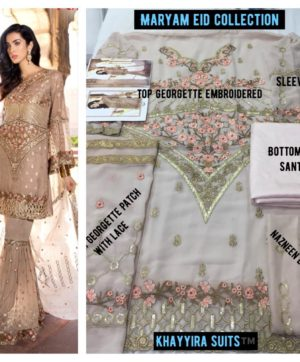 KHAYYIRA MARYAM EID 1011 PAKISTANI SUITS WHOLESALER
