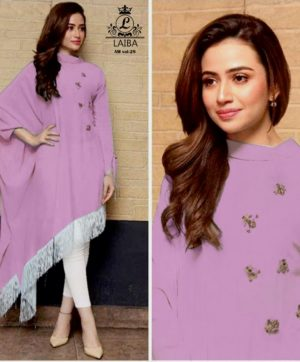 LAIBA AM VOL 29 LUXURY PRET COLLECTION PINK