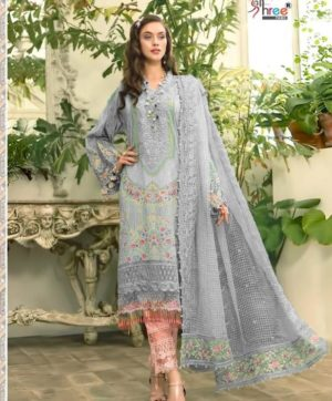 SHREE FABS MARIYA B EID COLLECTION HIT DESIGN