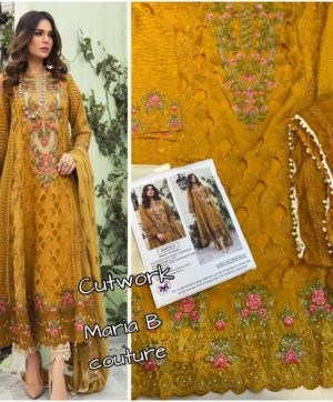 MARIA B EVENING WEAR BY M3 FASHION SURAT