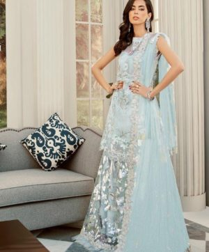 SHREE FABS ROUCHE LUXE 1107 IN SINGLE PIECE