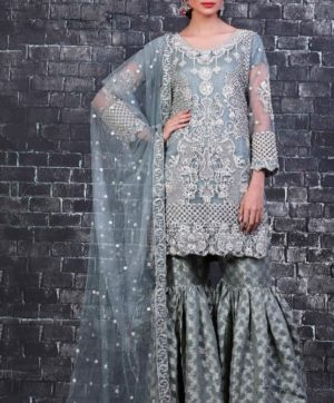 RAMSHA HIT DESIGN R-159 PAKISTANI SALWAR SUITS