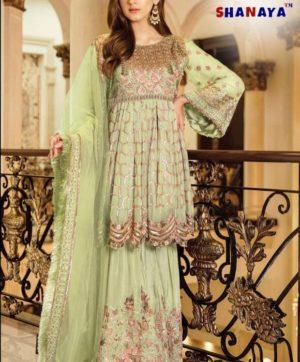 SHANAYA ROSE AFROZEH IN SINGLE DESIGN NO 903-A ONLINE SHOPPING IN INDIA