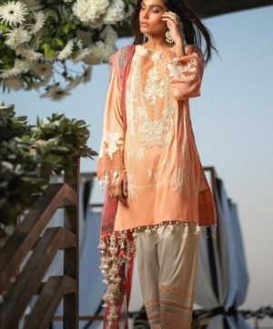 SHRADDHA DESIGNER SANA SAFINA COTTON COLLECTION 9003