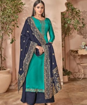 MASKEEN SILK VOL 2 WITH BANARASI DUPATTA 6503