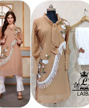 LAIBA AM VOL 32 DESIGNER TUNIC 1