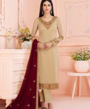 AASHIRWAD CREATION ROSY 7124 WHOLESALE