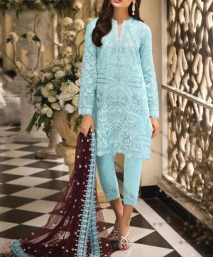 KILRUBA 901 A PAKISTANI SUITS MANUFACTURER