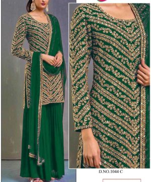 RINAZ FASHION PAKISTANI SUITS 1044 C