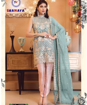 SHANAYA ROSE BLOSSOM DESIGN NO 10001