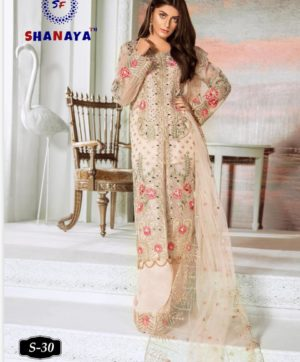 SHANAYA FASHION S 30 PAKISTANI SUITS WHOLESALER