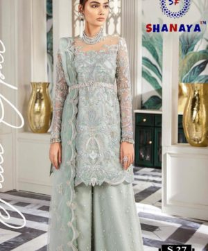 SHANAYA FASHION S 27 PAKISTANI SUITS WHOLESALER