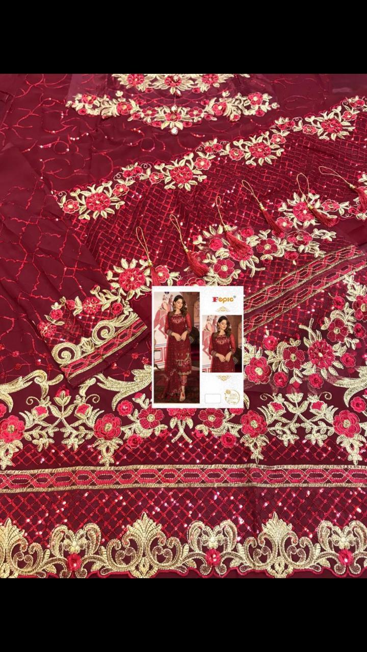 FEPIC FANTASY 55001 C RED OPEN PIC
