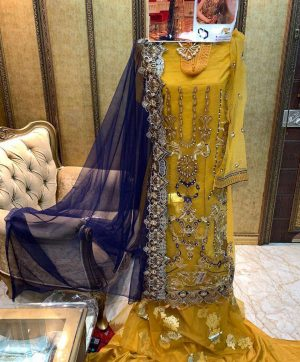 SHANAYA FASHION S 19 PAKISTANI SUIT IN SINGLE