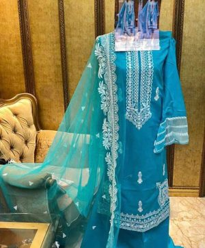 DEEPSY SOBIA NAZIR 621 WHOLESALE PAKISTANI SUIT