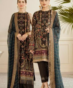 FEPIC ROSEMEEN BRQ 66006 PAKISTANI SUIT