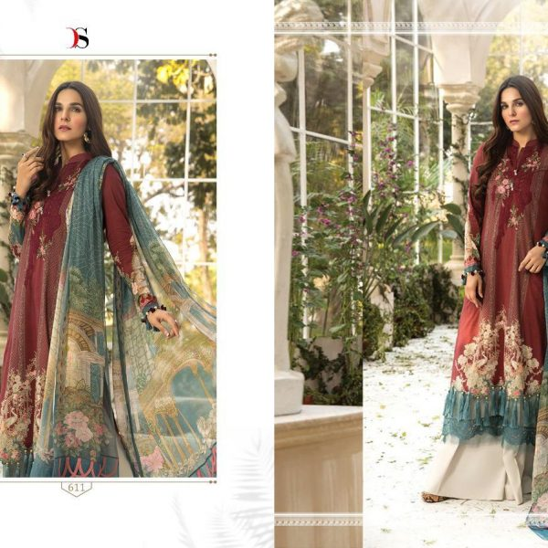 DEEPSY M PRINT 2020 COTTON PAKISTANI SUIT IN SINGLE1