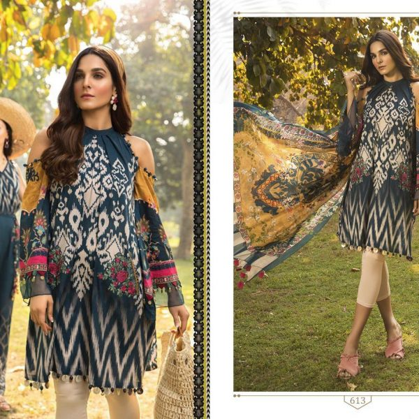 DEEPSY M PRINT 2020 COTTON PAKISTANI SUIT IN SINGLE5