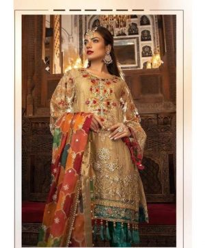 FEPIC ROSEMEEN EMBROIDE 60002 PAKISTANI SUIT