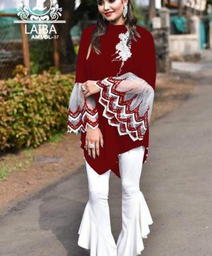 LAIBA AM VOL 37 NEW COLORS DESIGNER TUNICS