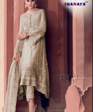 SHANAYA ROSE ESPOIR 801 B PAKISTANI SUITS WHOLESALER