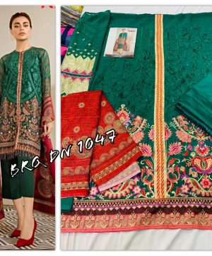 KHAYYIRA BRQ 1047 PAKISTANI SUITS SUPPLIER