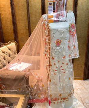 AL AMRA ANAYA ZF 12 PAKISTANI SUITS WHOLESALER