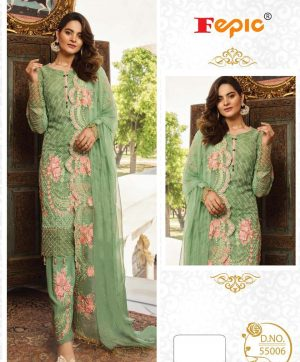 FEPIC ROSEMEEN FANTASY 55006 PAKISTANI SUIT