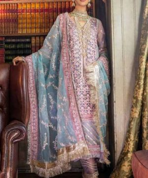 RAMSHA R 118 PAKISTANI SUITS WHOLESALER