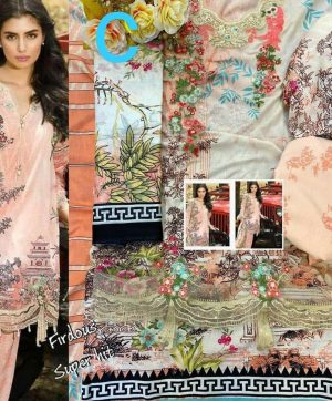 DEEPSY FIRDOUS 426 PAKISTANI COTTON SUITS
