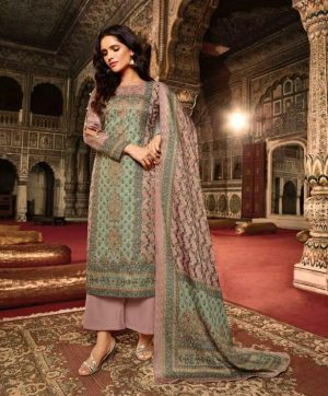 MUMTAZ ARTS 3006 WITH LAWN DUPATTA