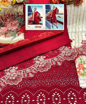 SHREE FABS MARIYA B 1200 LAWN SPRING SUMMER VOL 2