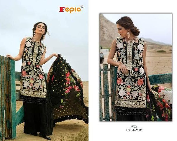 FEPIC ROSEMEEN 29005 PAKISTANI SUITS WHOLESALER