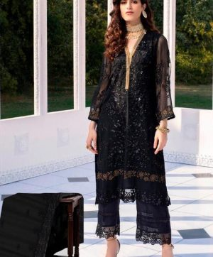 RAMSHA R 175 PAKISTANI SUITS WHOLESALER