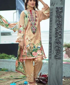 SIGNATURE ICON LAWN COLLECTION KARACHI SUITS