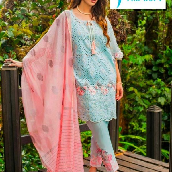 ELAAF ZAINAB CHOTTANI ZC COTTON SUITS WHOLESALER1