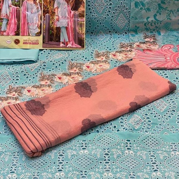 ELAAF ZAINAB CHOTTANI ZC COTTON SUITS WHOLESALER