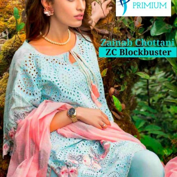 ELAAF ZAINAB CHOTTANI ZC COTTON SUITS WHOLESALER3