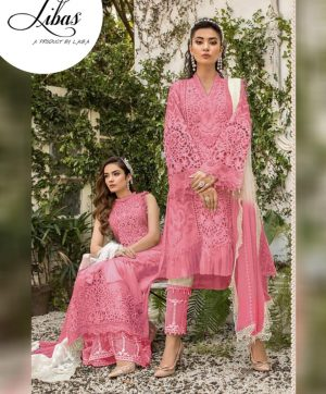 LIBAS LPC 02 PAKISTANI SUITS SUPPLIER
