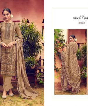 MUMTAZ ARTS FIZA 1002 HIT DESIGN SINGLE PIECE